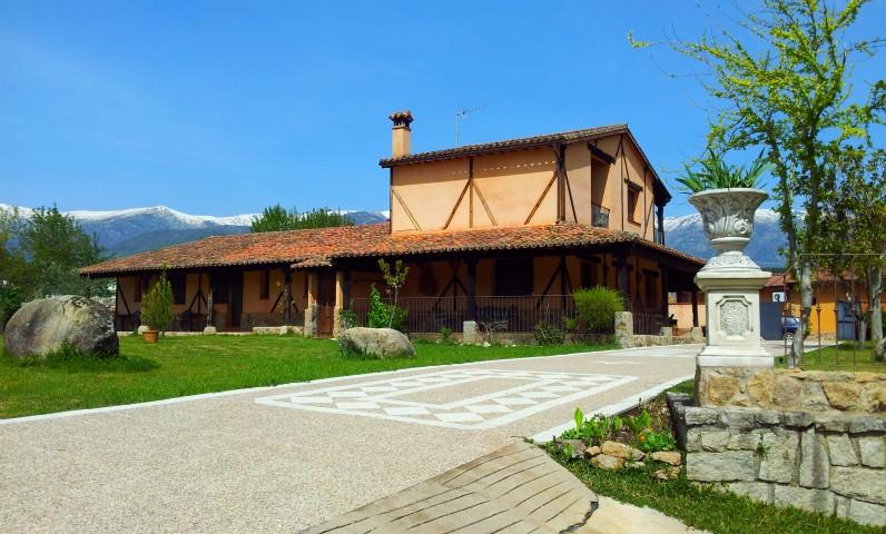 casa rural madrigal de la vera